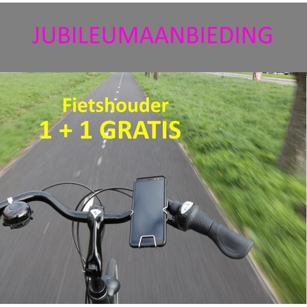 2 x telefoon fietshouder